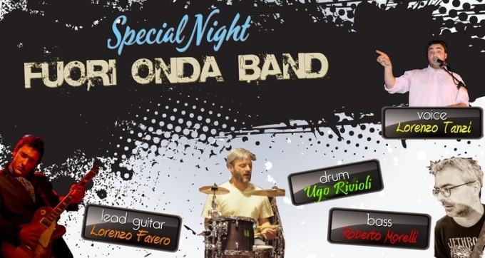 "FUORI ONDA BAND ""Special Night"""