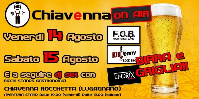 FOB @ Chiavenna